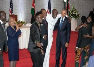 Sauti Sol + Obama & Uhuru (June 2015)